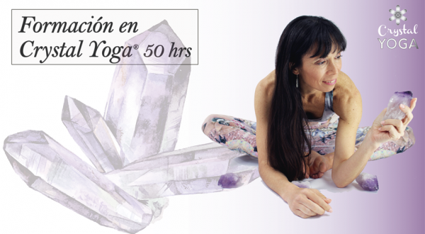 CrystalYoga® 50 hrs