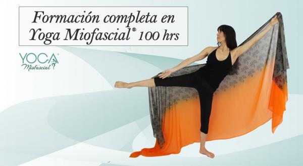 Yoga Miofascial® 100 hrs